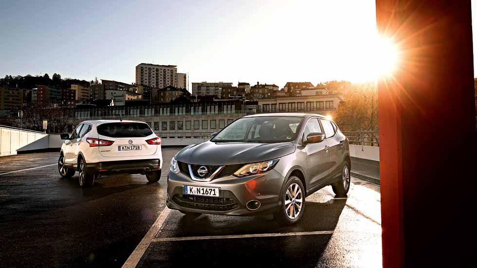 ¿Qué Nissan Qashqai te interesa comprar?
