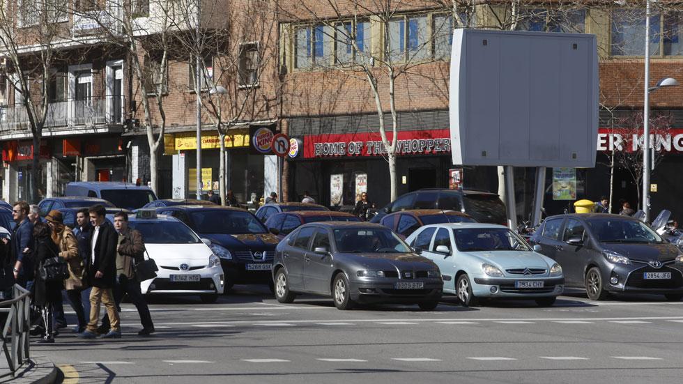 ¿En qué ciudades es más barato el numerito del coche?