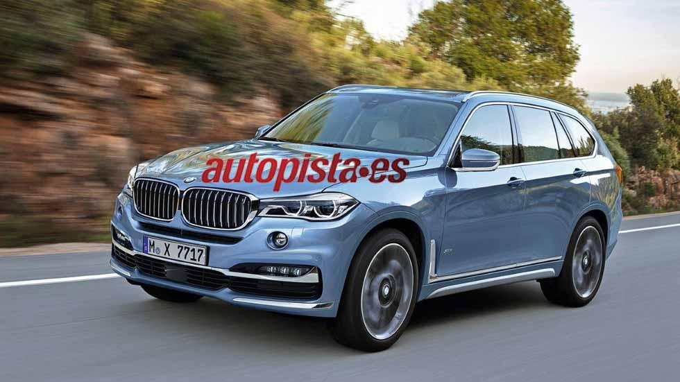 El nuevo BMW X7, casi confirmado