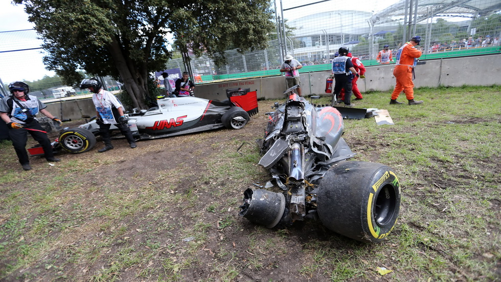 Honda no puede aprovechar ninguna pieza del motor tras el accidente de Alonso