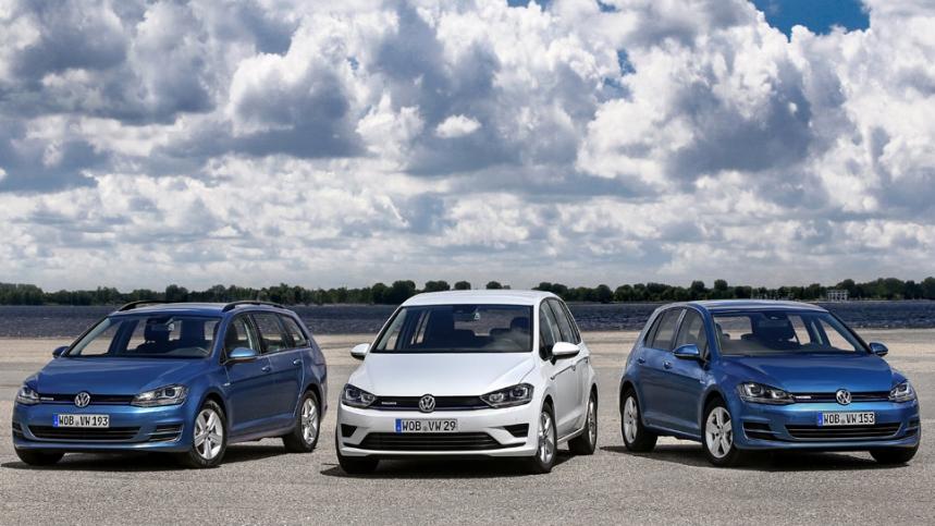 Escuela R de conducción Volkswagen