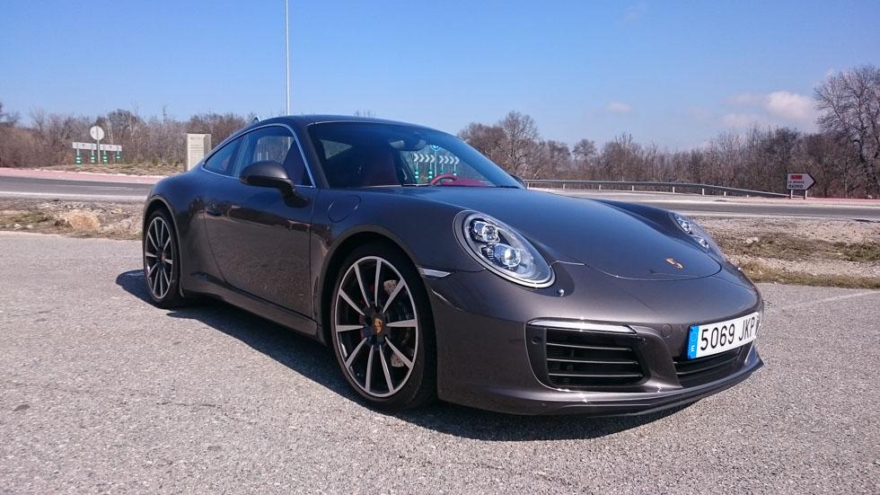 Porsche 911 Carrera S Coupé PDK: impresiones y consumo real