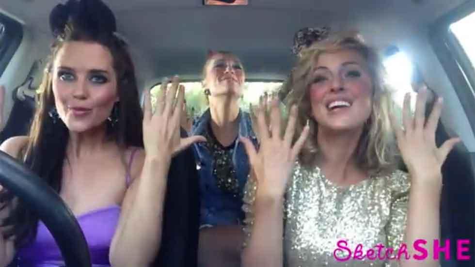 Los tres vídeos en el coche más virales de Internet