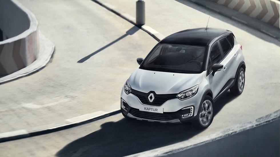 Renault Kaptur, su lado más todoterreno sólo para Rusia
