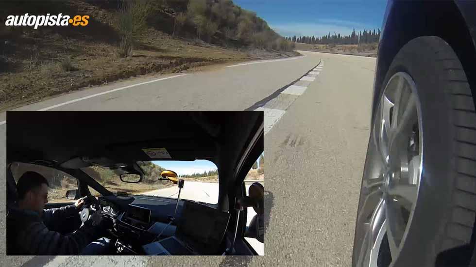BMW 225xe Active Tourer: aceleración y frenada (vídeo)