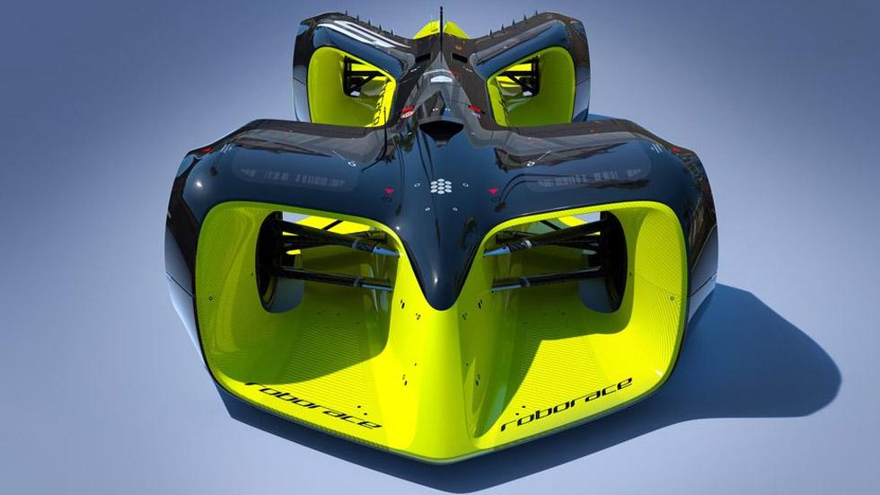 Roborace, las carreras de monoplazas eléctricos sin piloto