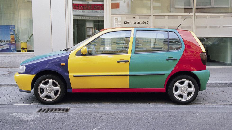 ¿Cuáles son los colores de coche más populares en Europa?