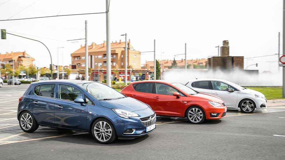 Los 10 coches más vendidos en España en el primer trimestre de 2016