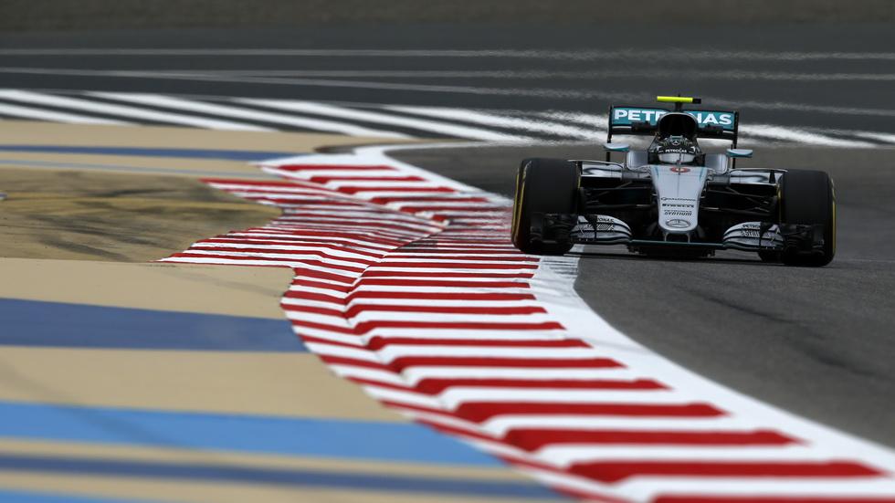 GP de Baréin- Primera sesión de entrenamientos libres