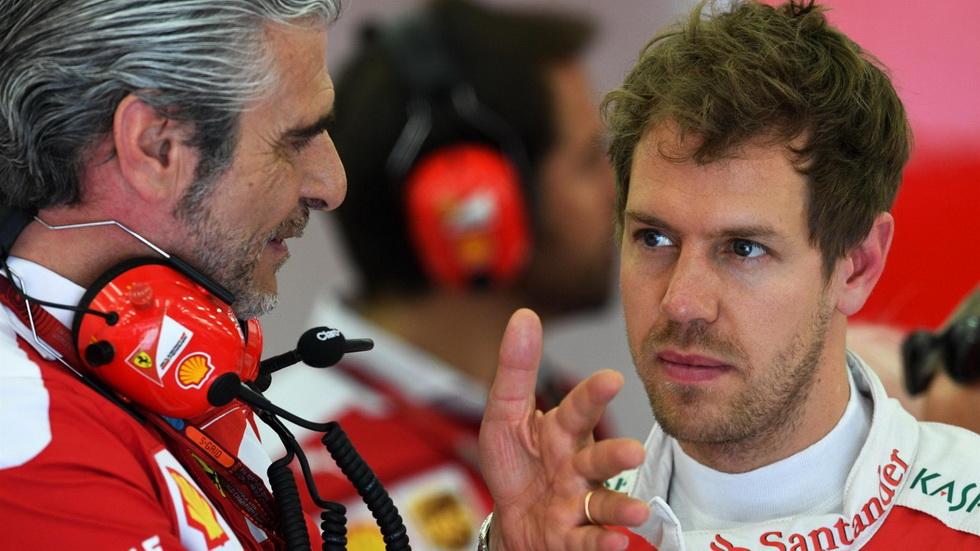 GP Baréin- Los Ferrari dominan la tercera sesión libre