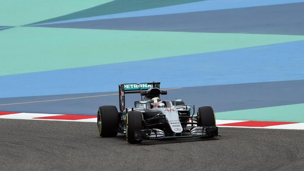 GP Baréin- Calificación- Lewis Hamilton consigue su 51ª pole position