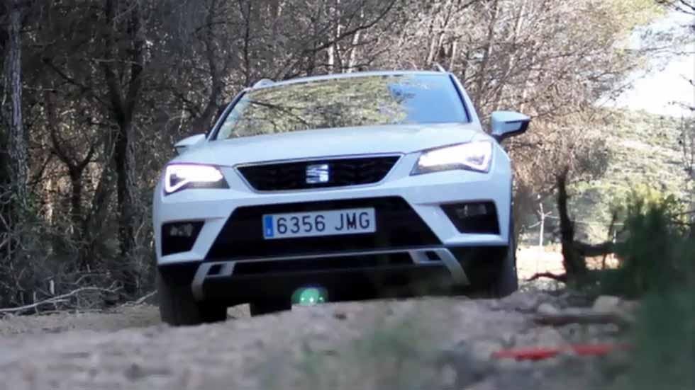 Seat Ateca: técnica y conducción (vídeo y fotos)