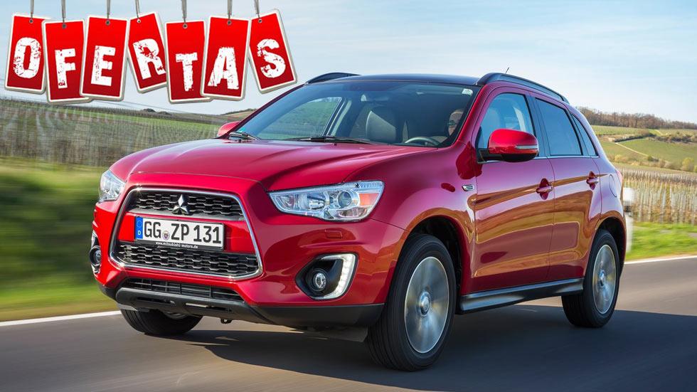 Los coches con mejores ofertas del mes de abril