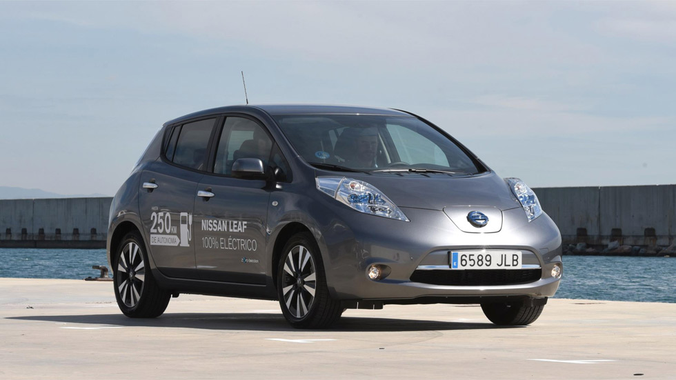 Las ventas de coches eléctricos suben un 175 por ciento