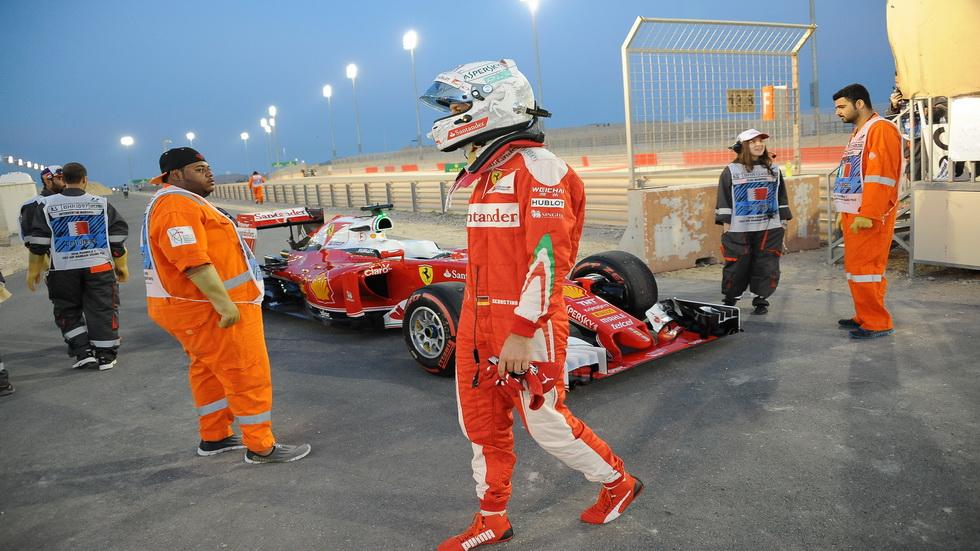 Preocupación en Ferrari tras el resultado de los dos primeros GP