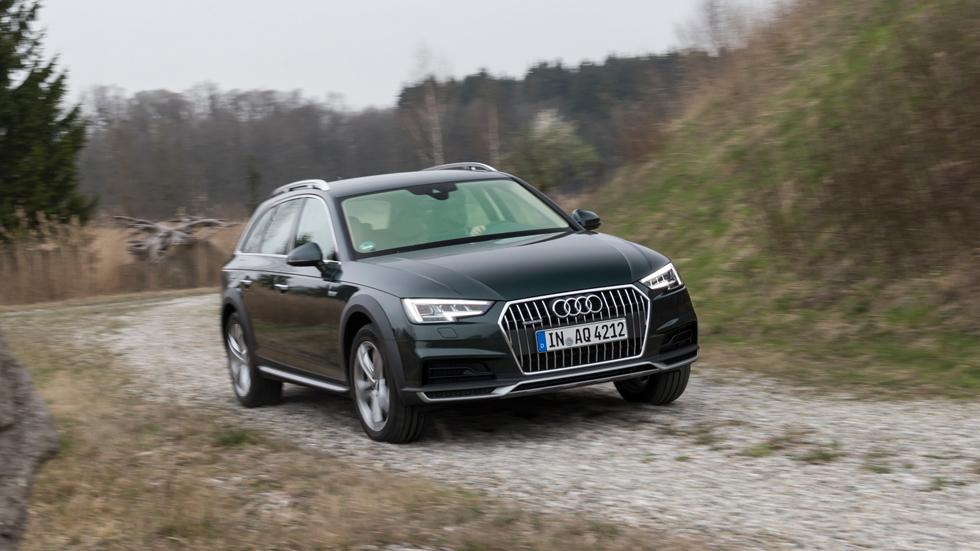 Audi a4 allroad quattro 2016 un coche aventurero en una for Lunghezza audi a4 berlina