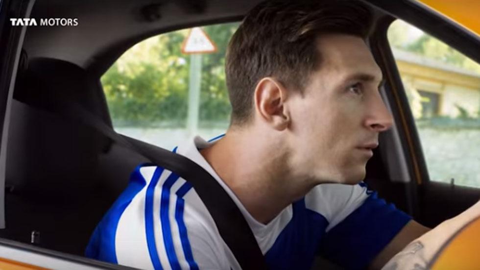 ¿Cuál es el nuevo coche de Leo Messi? Te sorprenderá... (vídeo y fotos)