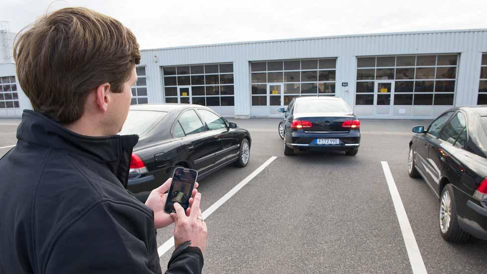 Dudas: ¿cómo es posible que los coches puedan aparcar solos?