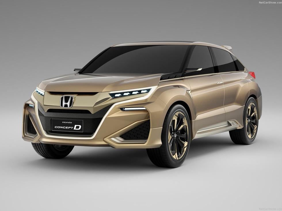 Honda confirma un nuevo SUV medio de producción