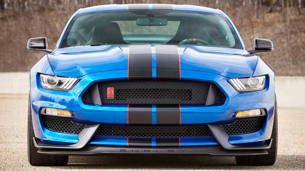 Ford Mustang Shelby GT350 2017: equipamiento reforzado