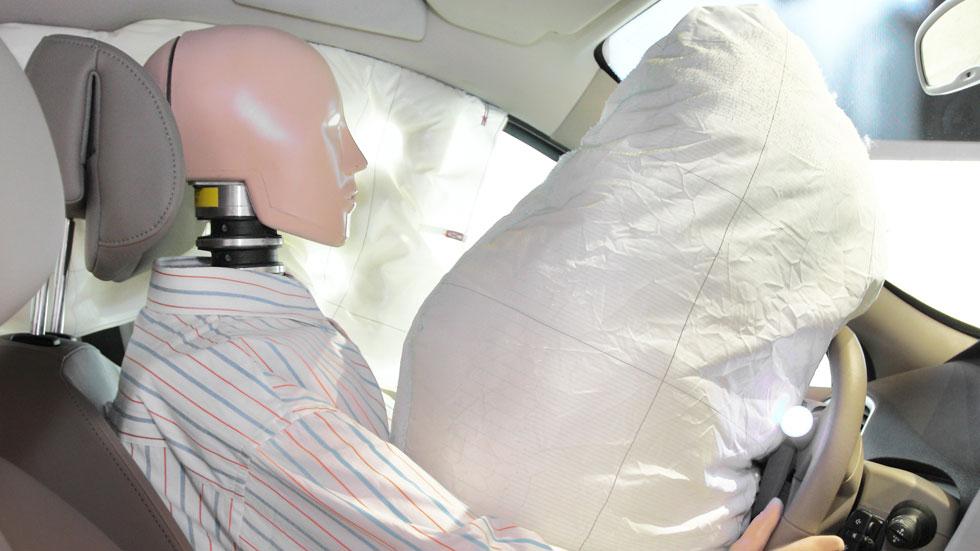 El airbag de Takata, culpable de matar a una joven de 17 años