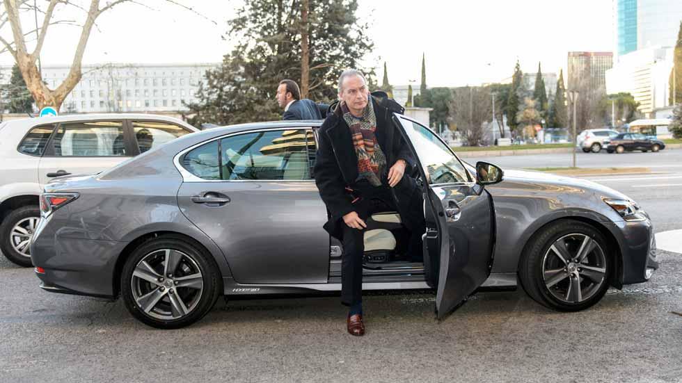 Entrevista a Bertín Osborne, embajador de Lexus en España