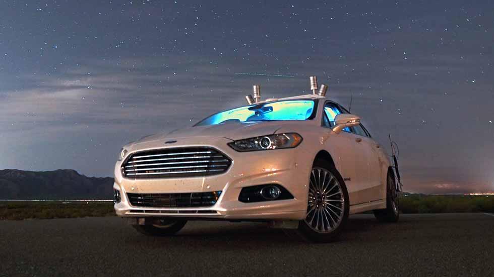 Los coches autónomos también pueden conducir por la noche