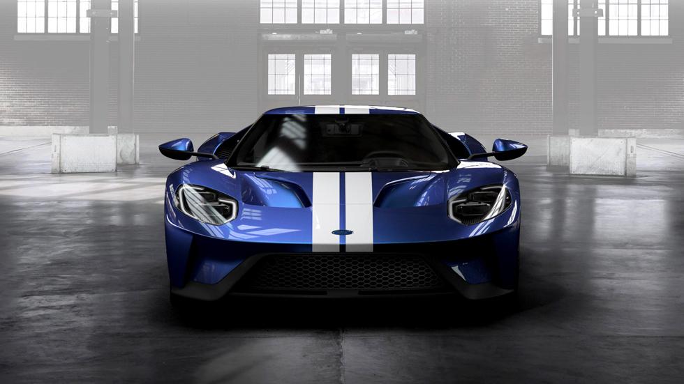 Ford GT: ya puedes configurarlo desde casa