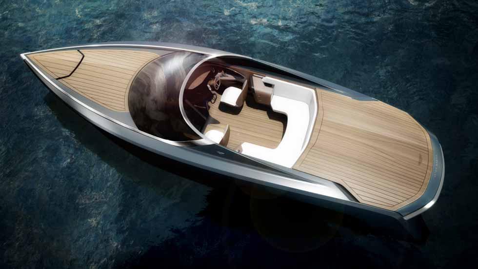 Aston Martin AM37, el nuevo yate listo para James Bond