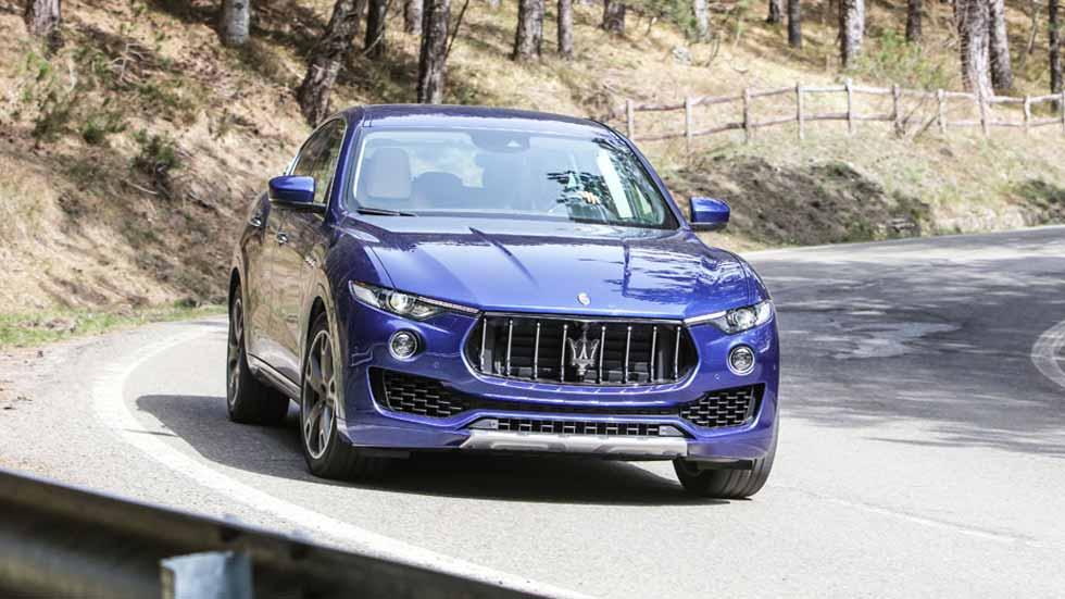Maserati Levante: a prueba un SUV deportivo a todo lujo