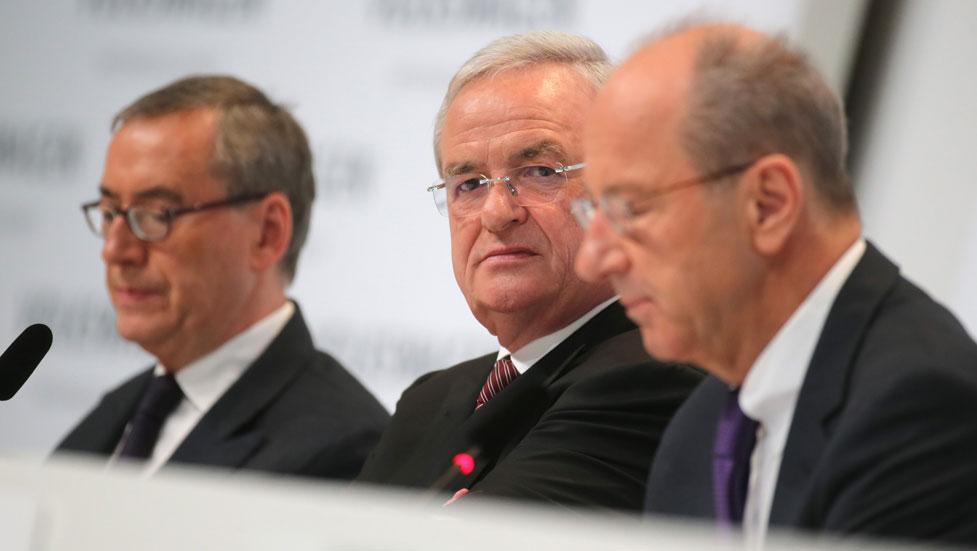 Volkswagen bajará el sueldo a sus ejecutivos