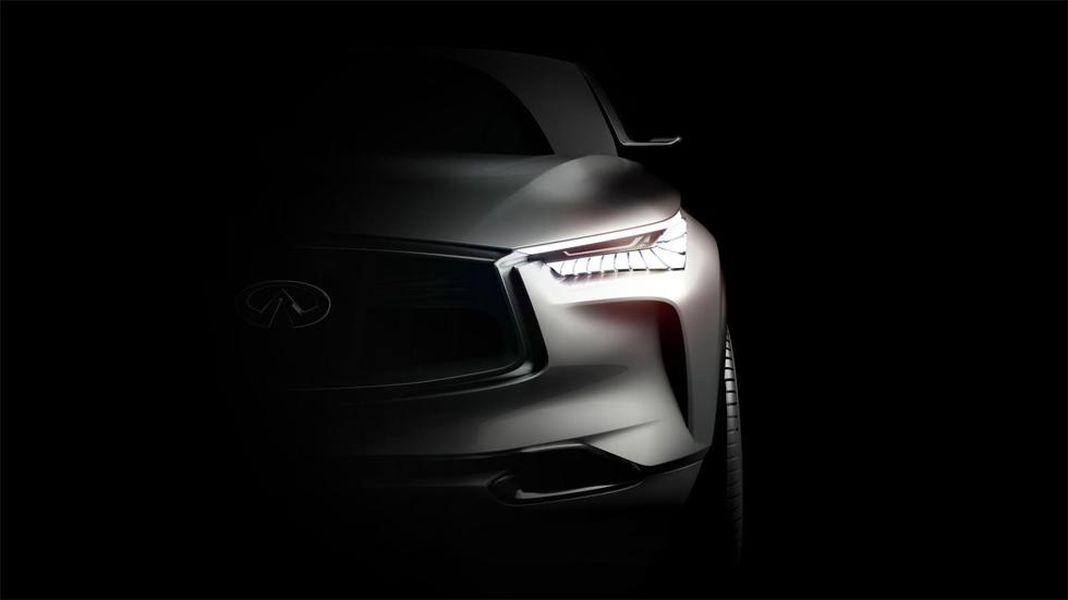 Infiniti QX Sport Inspiration Concept, la nueva generación SUV de Infiniti