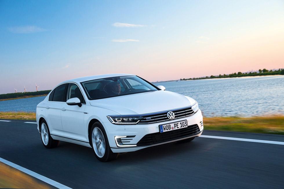 Volkswagen Passat GTE: consumo real y primeras impresiones