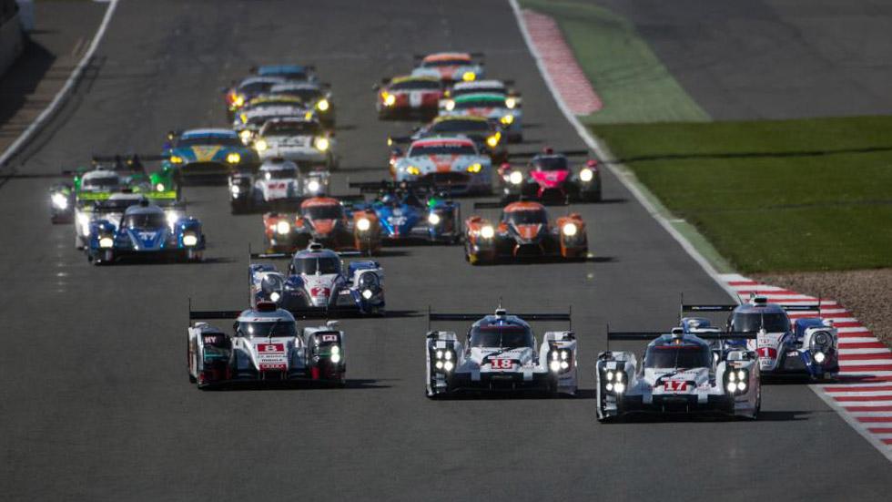 Horarios: qué carreras ver este fin de semana (16-17 de abril)