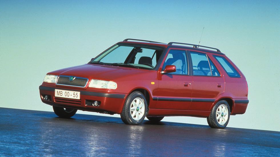 La alianza Skoda y Volkswagen en imágenes