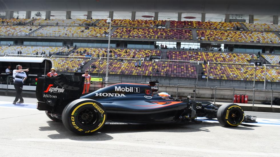 GP China de F1: Alonso tiene permiso para disputar el resto del Gran Premio