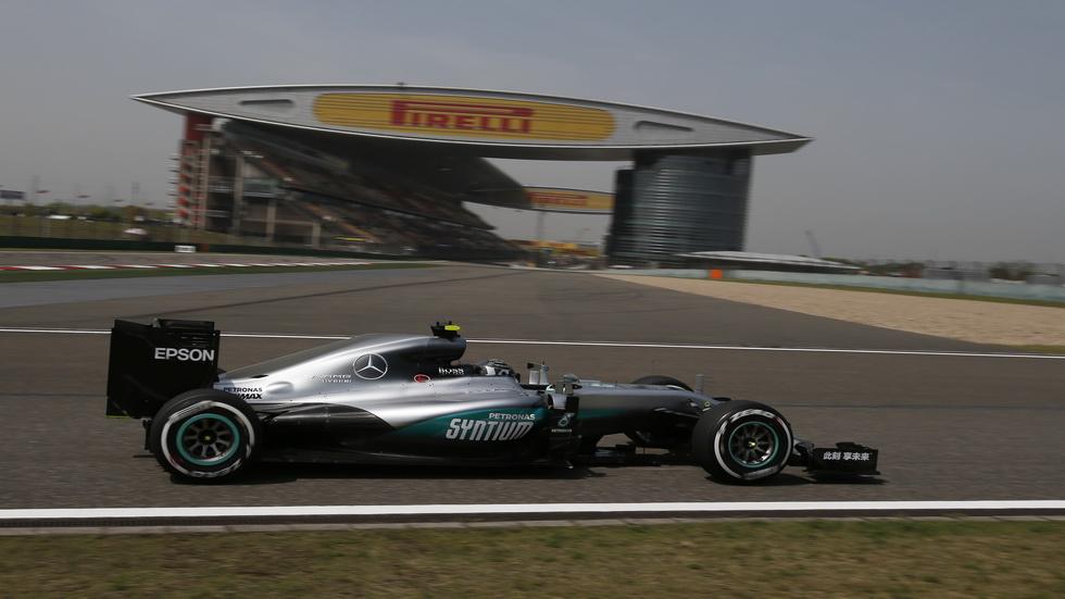 GP de China de F1: primera sesión de entrenamientos libres