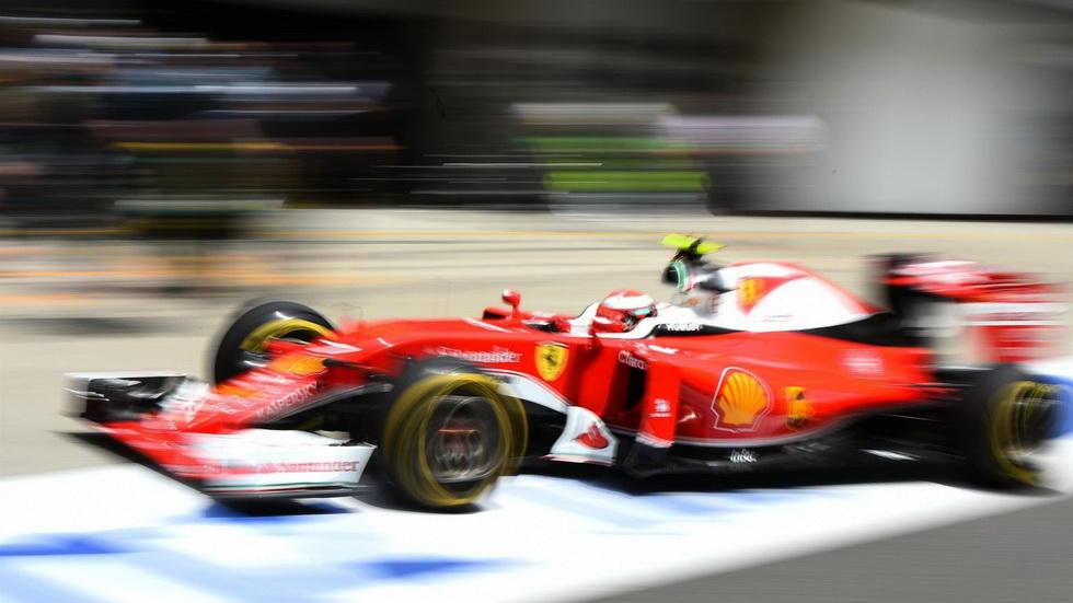 GP de China de F1: segunda sesión de entrenamientos libres