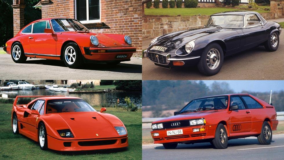 Los 25 coches más bonitos de la historia, en fotos