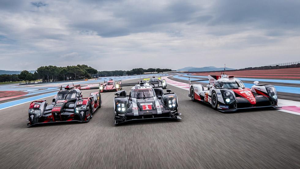 Previo Mundial de Resistencia 2016: todos contra Porsche