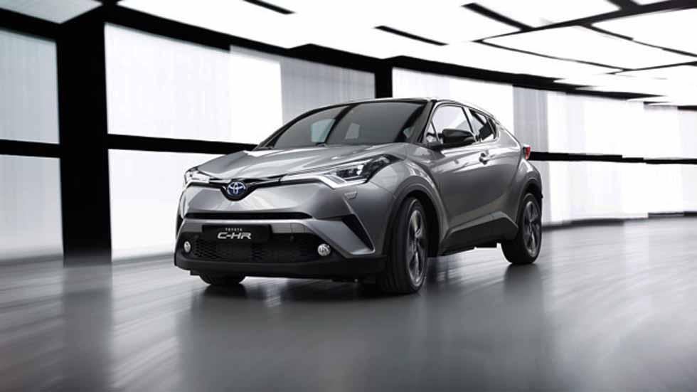 Nos subimos al Toyota C-HR: reinventando el SUV