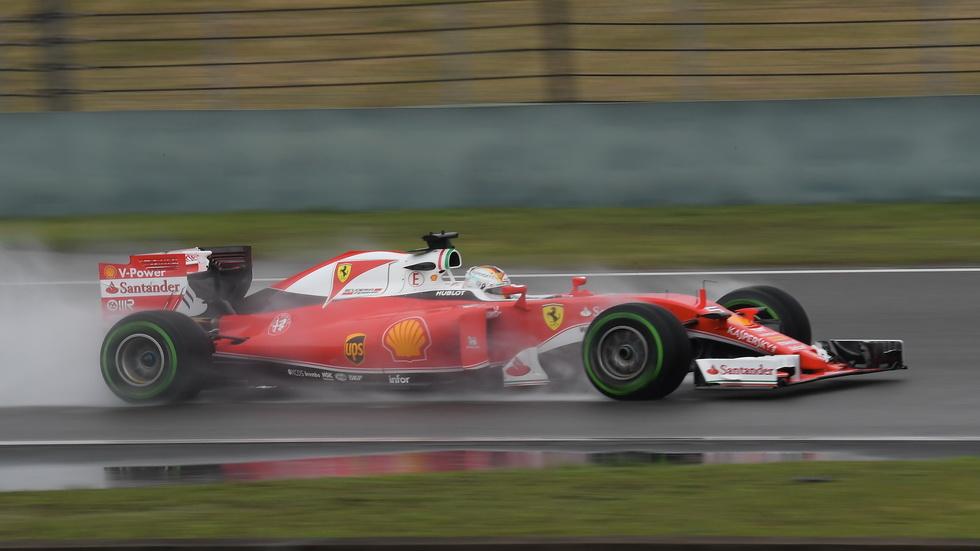 GP China- Tercera sesión entrenamientos libres