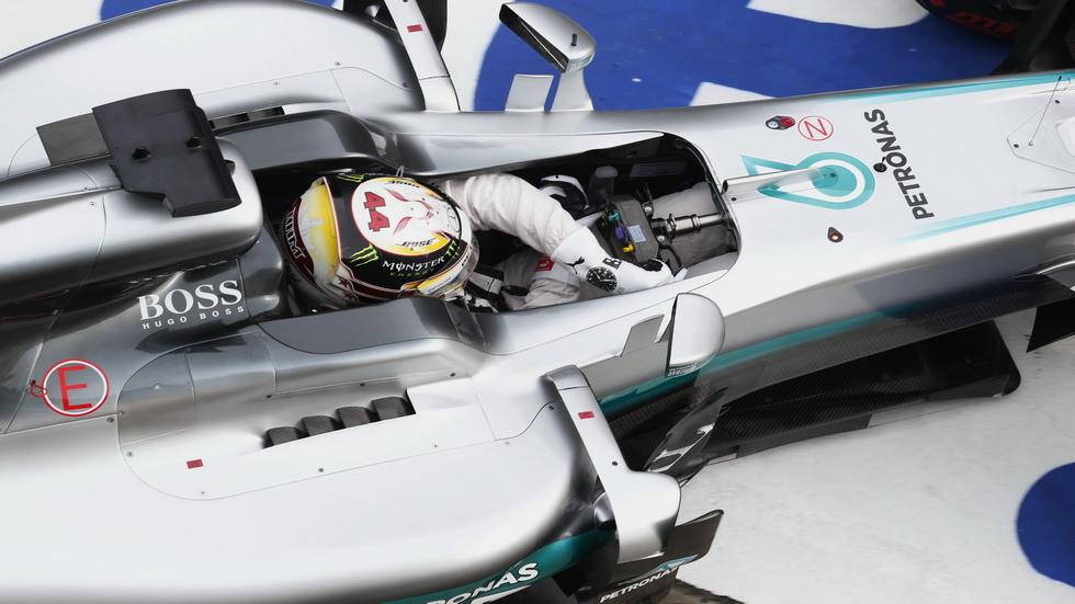 GP China- Mala suerte para Hamilton y Hulkenberg