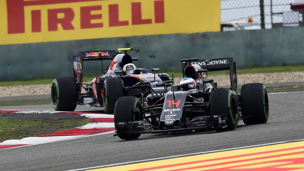GP China de F1 - Carrera: Declaraciones de Fernando Alonso