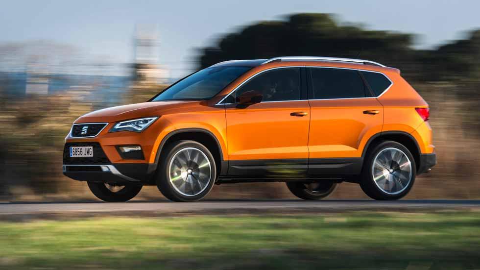 Seat Ateca: todos los precios del nuevo SUV, desde 18.800 euros