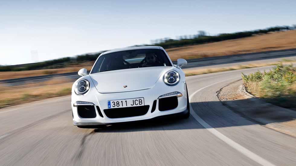 Porsche 911 GT3: el último atmosférico, a prueba