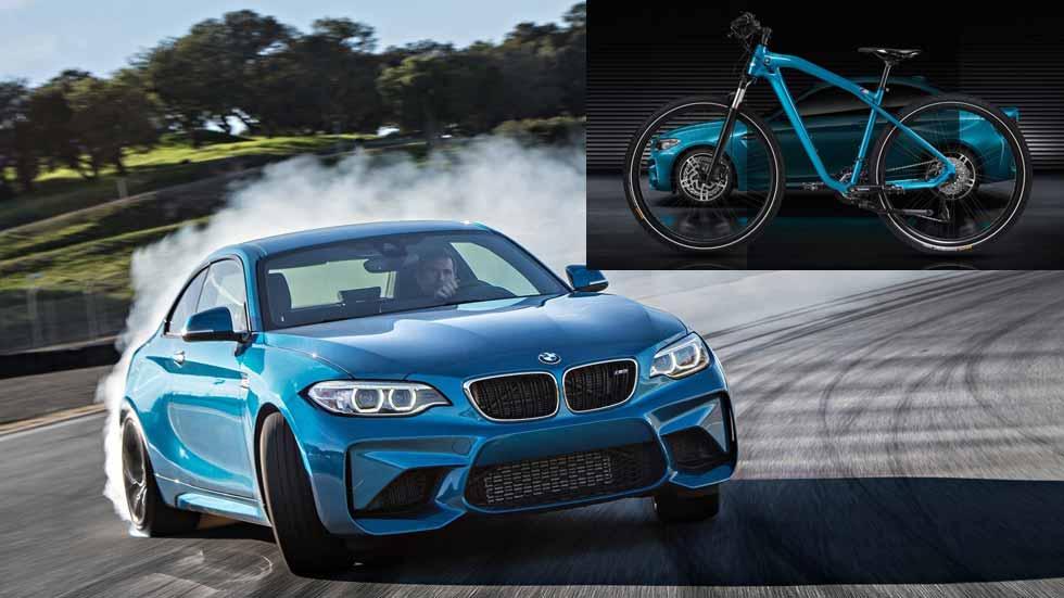 BMW Cruise M Bike Limited Edition: la BMW M2 de las bicis