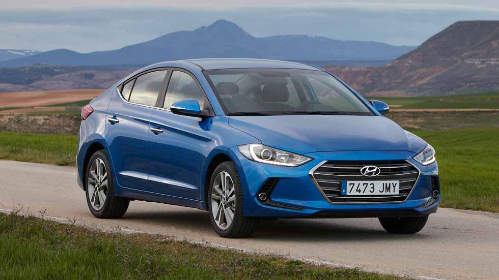 Hyundai Elantra 2016: a prueba su nuevo motor Diesel