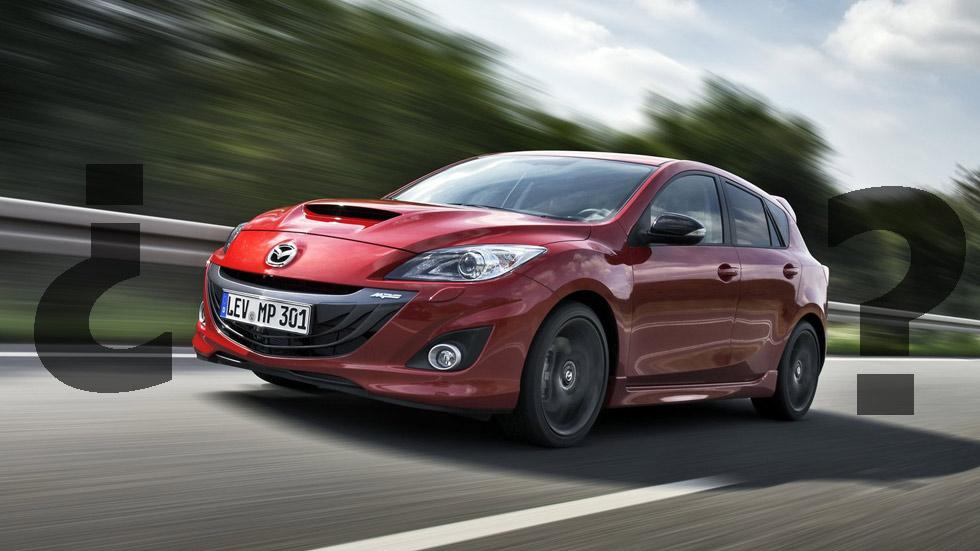 ¿Vuelven a Mazda las versiones deportivas MPS?