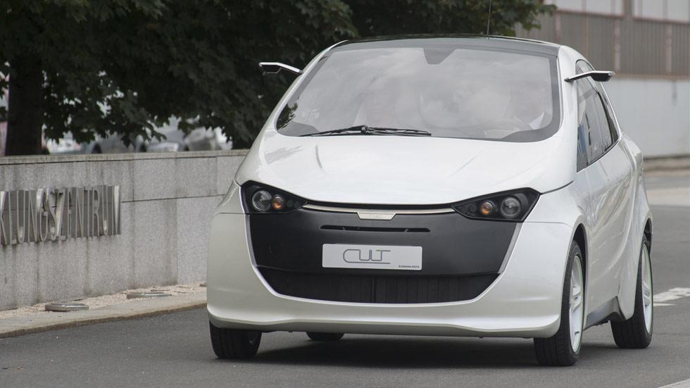 Magna podría encargarse de fabricar el coche de Apple